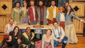 American Shakespeare Center's Wicked Folly Troupe Celebrates Its 150th Performance