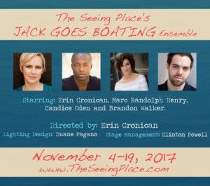 The Seeing Place Theater to Present JACK GOES BOATING