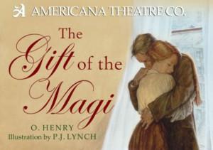 Americana Theatre Company Presents THE GIFT OF THE MAGI