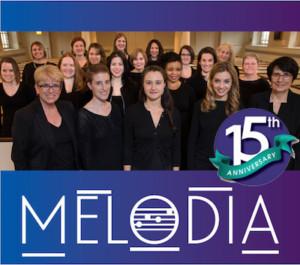 Melodia Women's Choir to Present 15th Anniversary Season Concert AUTUMN FIRE