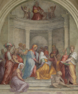 Friends of Florence Completes Major Restoration of Renaissance Frescoes at Basilica of the Santissima Annunziata