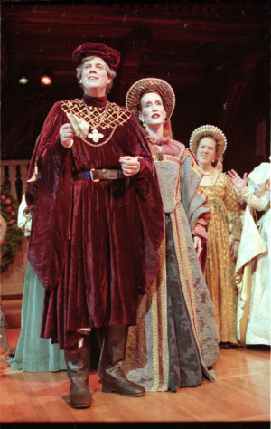 Christmas Revels.The 47th Annual Christmas Revels Travels To Venice At