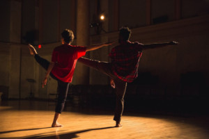 Kyle Marshall Choreography to Premiere WAGE