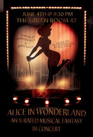Consider, Alice in wonderland adult musical comedy remarkable