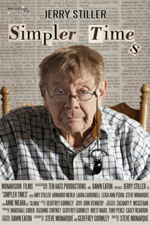 SIMPLER TIMES, Starring Jerry Stiller and Anne Meara, to Premiere on ShortsTV