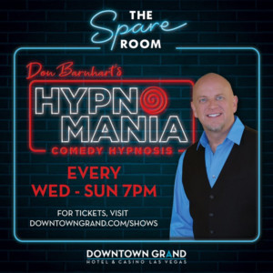 Don Barnhart's HYPNOMANIA Brings Audience Center Stage In New Las Vegas Residency