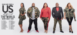 Tamela Mann And David Mann Spread Love, Light & Inspiration In The New 20 City Tour