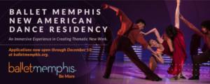 Ballet Memphis Announces New American Dance Residency