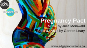PREGNANCY PACT Musical Transports Audiences To 2008