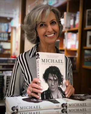Author Tina Hutchence to Appear at New Hope Winery for Book Signing Event