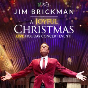 Columbus Welcomes Jim Brickman In A JOYFUL CHRISTMAS