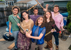 The Cuckoo's Theater Project To Present BARBECUE APOCALYPSE By Matt Lyle