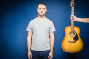 Musical Comedian Anesti Danelis Offers A Remedy For A Heartless World At Montreal Fringe