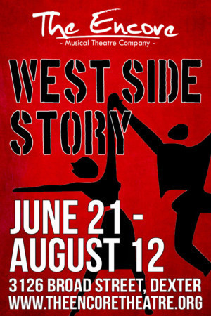 The Encore Musical Theatre Company Presents WEST SIDE STORY