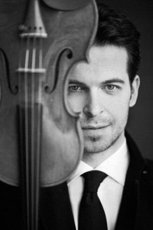 NYC Violinist Gregory Harrington Releases New Album WITHOUT