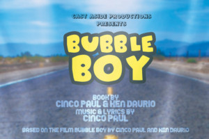 New England Premiere of BUBBLE BOY Comes To Portland