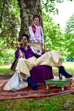 Shakespeare In Clark Park Brings Free Theater, Music & Love To The City This Summer