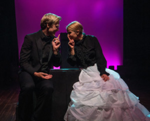 Blanket Fort Entertainment's DR. JEKYLL AND MR. HYDE Opens Tonight At Soho Playhouse