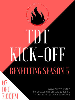 Tickets Are On Sale For The Dare Tactic's Kick Off Benefit