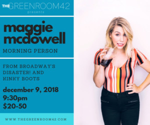 Maggie McDowell Returns To The Green Room 42