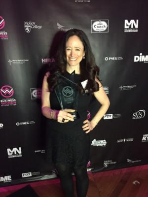 Gold Coast Arts Center's Caroline Sorokoff Named Among Premier Businesswomen Of Long Island