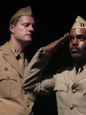 The Negro Ensemble Company Remounts A SOLDIER'S PLAY This February