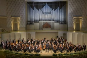 Barry Douglas Joins The Russian State Symphony Orchestra At Usher Hall