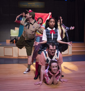 THE 25TH ANNUAL PUTNAM COUNTY SPELLING BEE Continues to Delight Audiences