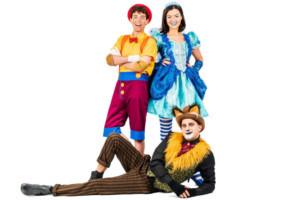 Immersion Theatre Announces Full Cast of THE AMAZING ADVENTURES OF PINOCCHIO