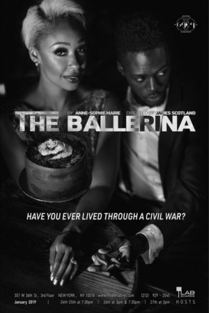 Outer Gaea Company Presents The NYC Premiere Of THE BALLERINA