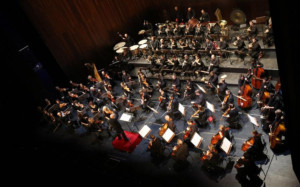 200 Musicians And Singers From Bruckner Orchester Linz Recreate The Full Power Of Mahler's Resurrection Symphony At Edinburgh's Usher Hall