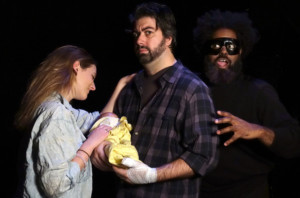 Theater For The New City Premieres Bebop Influenced Play THELONIOUS!