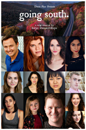 New Musical GOING SOUTH presents Workshop Production At Dixon Place