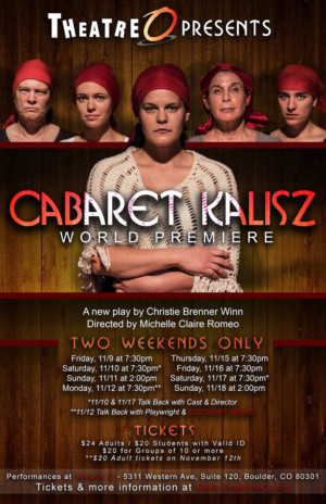 World Premiere Of CABARET KALISZ Gives A New Perspective On The Human Spirit, Survival, And Women During The Holocaust