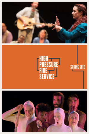 FringeArts Kicks Off New High Pressure Fire Service Festival With Two Philly-Crafted Performances