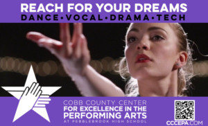 Auditions For Admission Continue At Cobb's Performing Arts Magnet