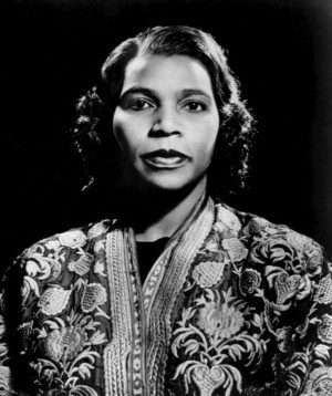 WCSU To Celebrate Marian Anderson, Civil Rights And Musical Icon