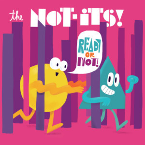 Ready Or Not! Seattle's The Not-Its Release 7th Studio Album On September 21