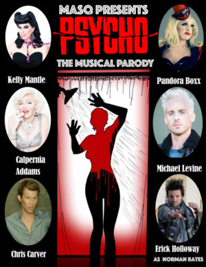 PSYCHO THE MUSICAL Returns To Palm Springs