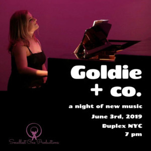 Alex 'Goldie' Golden to Debut New Music At The Duplex