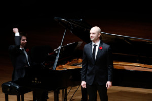 Baritone John Brancy And Pianist Peter Dugan Join Forces For A WORLD WAR I MEMORIAL IN SONG