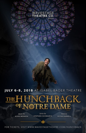 THE HUNCHBACK OF NOTRE DAME to Have Downtown Toronto Premiere Production