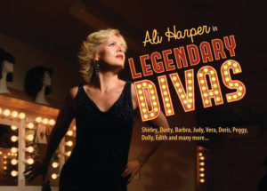 Ali Harper Stars in LEGENDARY DIVAS