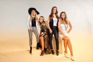 Schimmel Center Presents All-Female Alt-Country Group Farewell Angelina