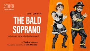Cutting Ball Theater Presents THE BALD SOPRANO