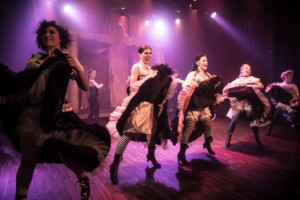 CAN-CAN! High-Kicks Its Way Into The Hearts Of Strictly Fans!