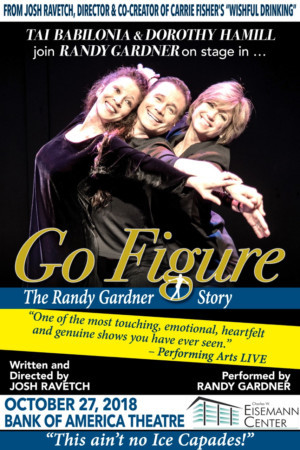 Desperate Characters Announces GO FIGURE! THE RANDY GARDNER STORY