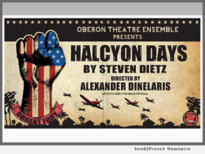 Oberon Theatre Announces Final Four Ticket Blitz For HALCYON DAYS