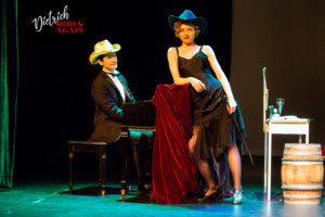 DIETRICH RIDES AGAIN At The United Solo Theater Festival