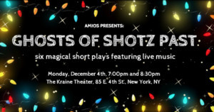 Amios Presents: GHOSTS OF SHOTZ PAST!